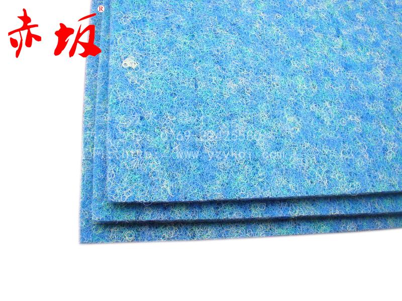 赤坂生化棉/蓝色丨生化过滤棉/藤棉丨鱼池过滤棉丨鱼池用 棉丨鱼池过滤材料