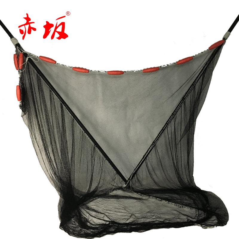 赤坂锦鲤鱼池拉网|鱼场拖网|水族网/鱼池拖网,按鱼池定做(ok)