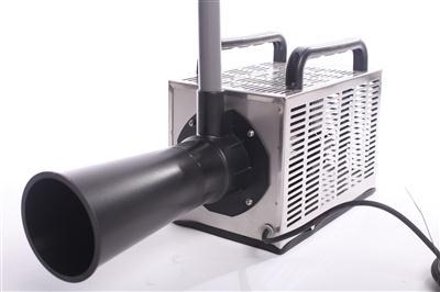 赤坂潜水式曝气机丨鱼池曝气机丨流量推水增养机丨鱼池用曝气机